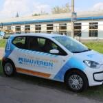 Fahrzeugbeschriftung_4_Bauverein_VW_BS-LINE Halle Leipzig