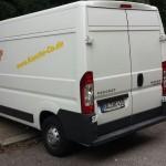 Fahrzeugbeschriftung_Kueche und Co_1_BS-LINE Halle Leipzig