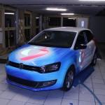 Folierung VW Polo 1 BS-LINE Halle Leipzig