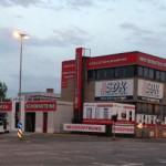 Ladenbeschriftung Halle Saale Leipzig BS-LINE