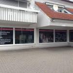 Ladenbeschriftung  7 Halle Saale BS-LINE